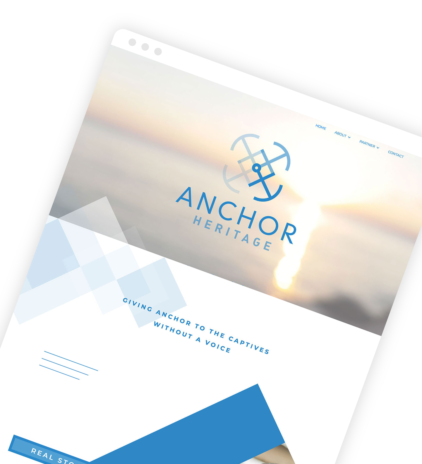 Spacer Web Agency Portfolio Item Anchor Heritage Home