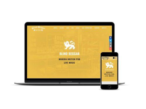 Spacer Web Agency Portfolio Item Blind Beggar Pub Multi