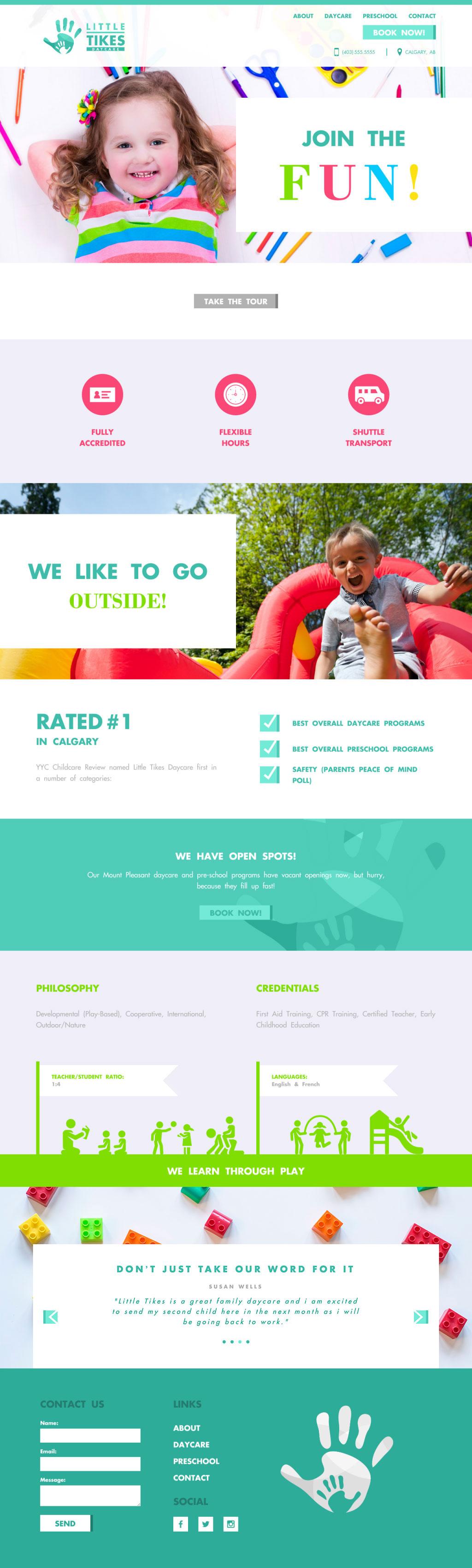 Spacer Web Agency Portfolio Item Little Tikes Full