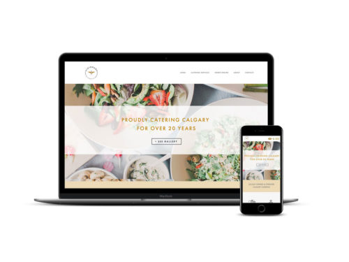Spacer Web Agency Portolio Item Visionary Catering Multi